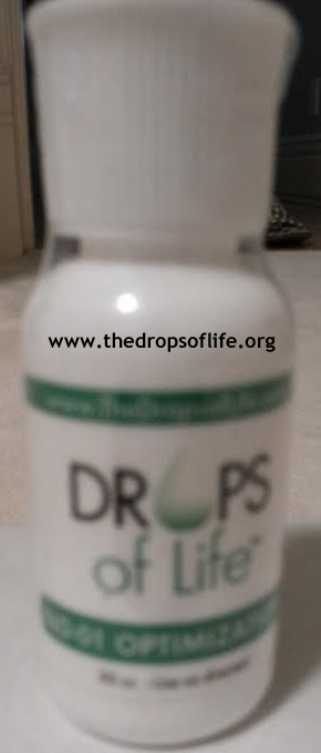 Drops of Life Bottle!