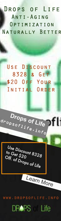 Drops of Life Anti-Aging GH Releaser